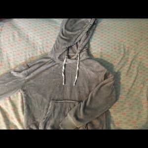Tops - Comfy fuzzy hoodie